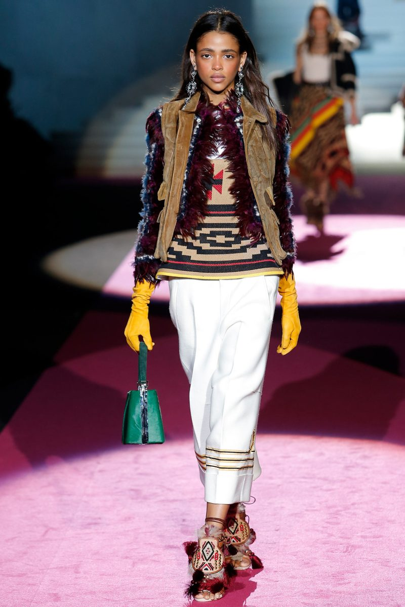 Dsquared² Ready to Wear FW 2015 MFW (23)
