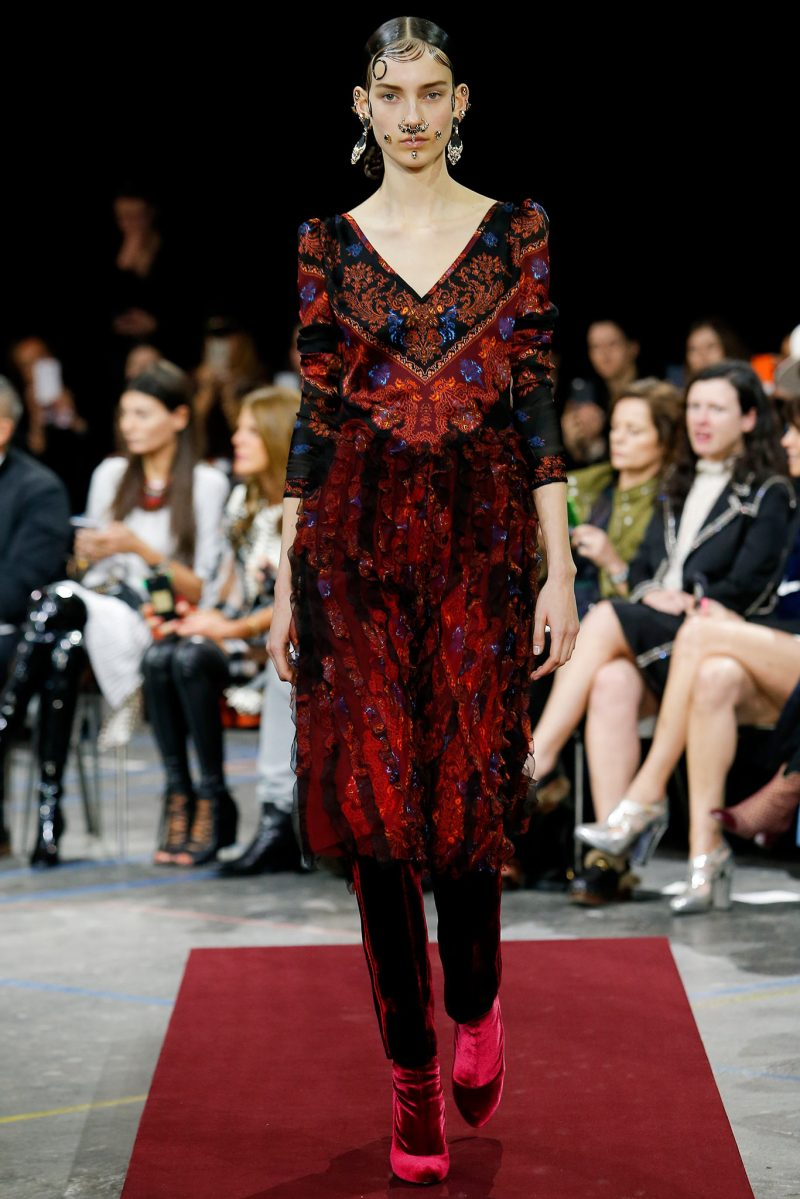 Givenchy Ready to Wear FW 2015 PFW (10)