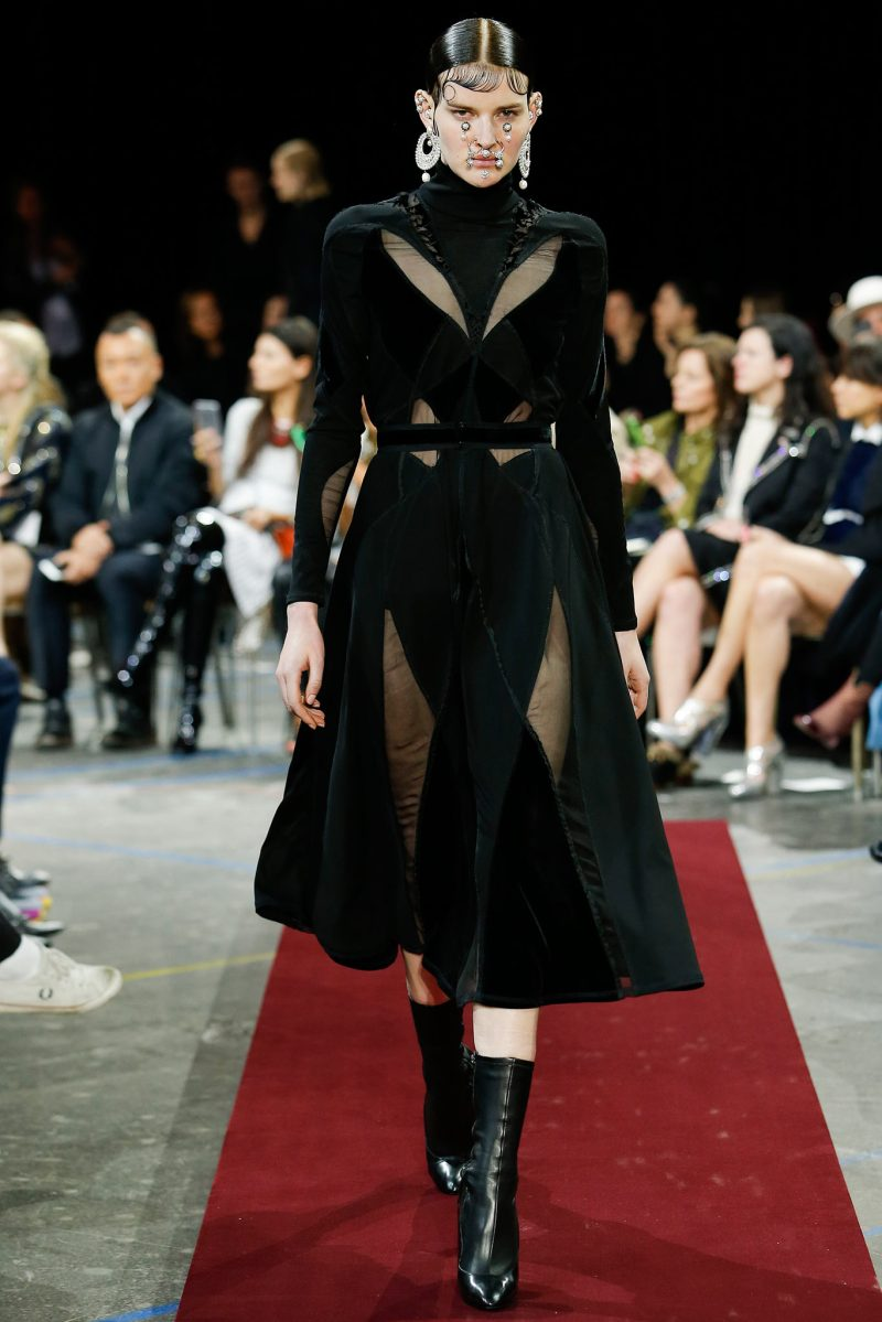 Givenchy Ready to Wear FW 2015 PFW (20)
