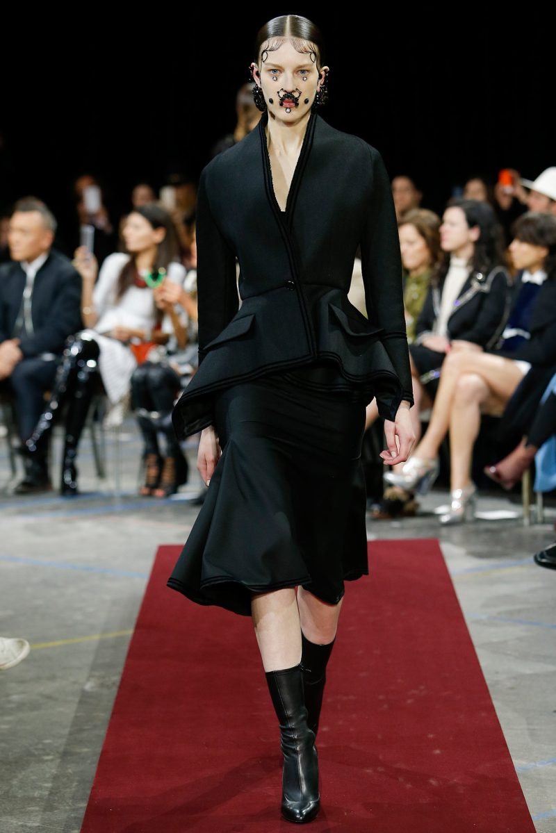 Givenchy Ready to Wear FW 2015 PFW (24)