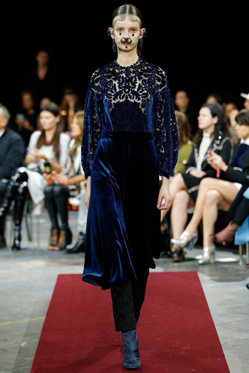 Givenchy Ready to Wear FW 2015 PFW (5)