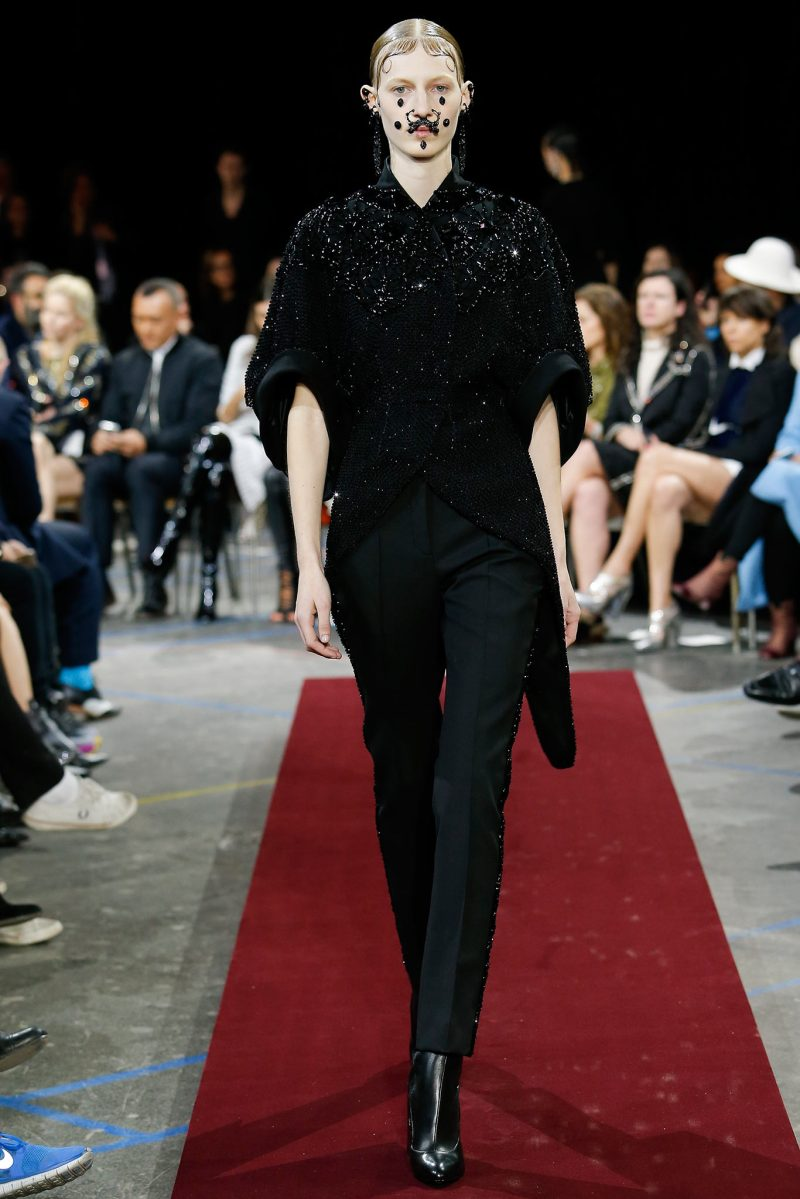 Givenchy Ready to Wear FW 2015 PFW (52)