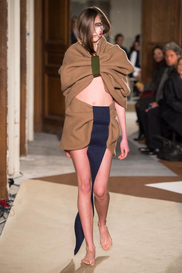 Jacquemus Ready to Wear F/W 2015 PFW