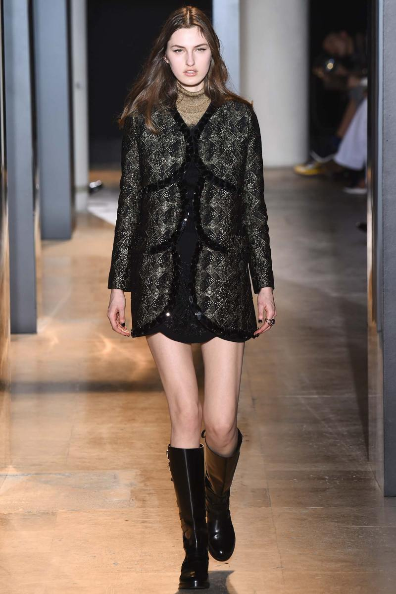 John Galliano Ready to Wear FW 2015 PFW (3)