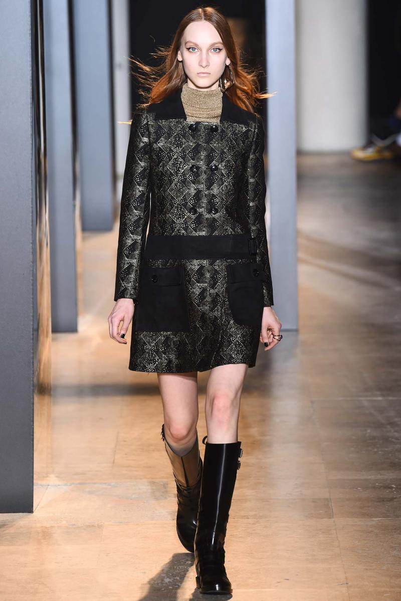 John Galliano Ready to Wear FW 2015 PFW (7)