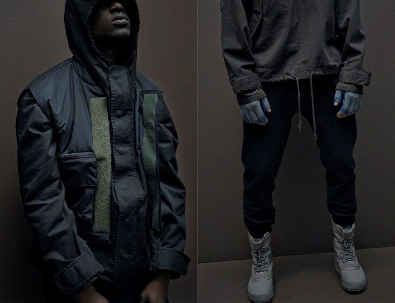 KANYE WEST X ADIDAS WEST YEEZY SEASON 1 LOOKBOOK (19)