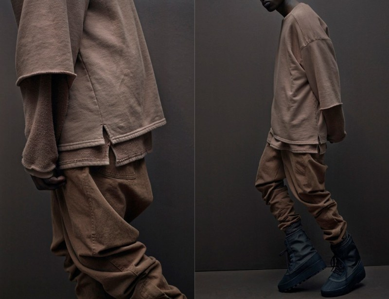 KANYE WEST X ADIDAS WEST YEEZY SEASON 1 LOOKBOOK (27)