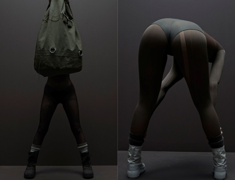 KANYE WEST X ADIDAS WEST YEEZY SEASON 1 LOOKBOOK (30)