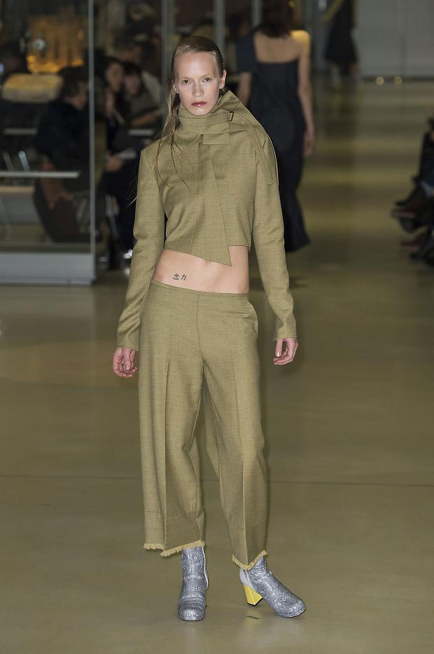 Lea Peckre Ready to Wear FW 2015 PFW (2)