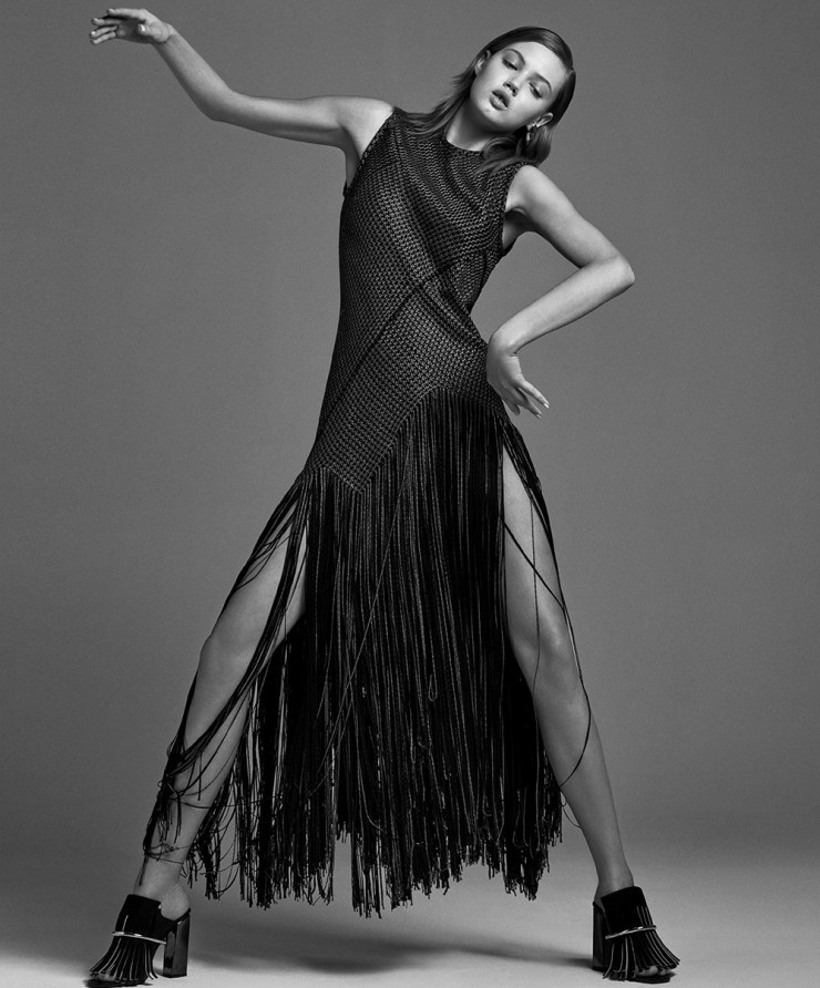 Lindsey Wixson by photographer Hong Jang Hyun