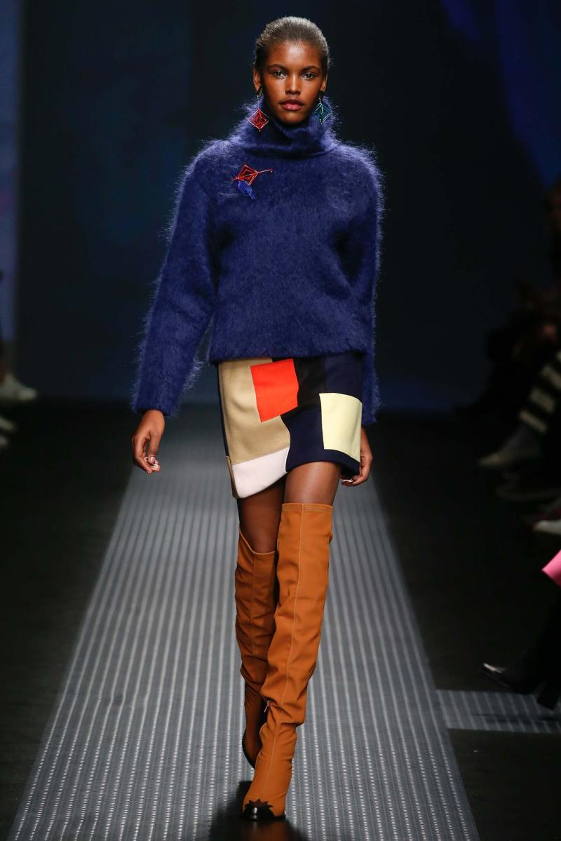 MSGM Ready to Wear FW 2015 MFW (15)