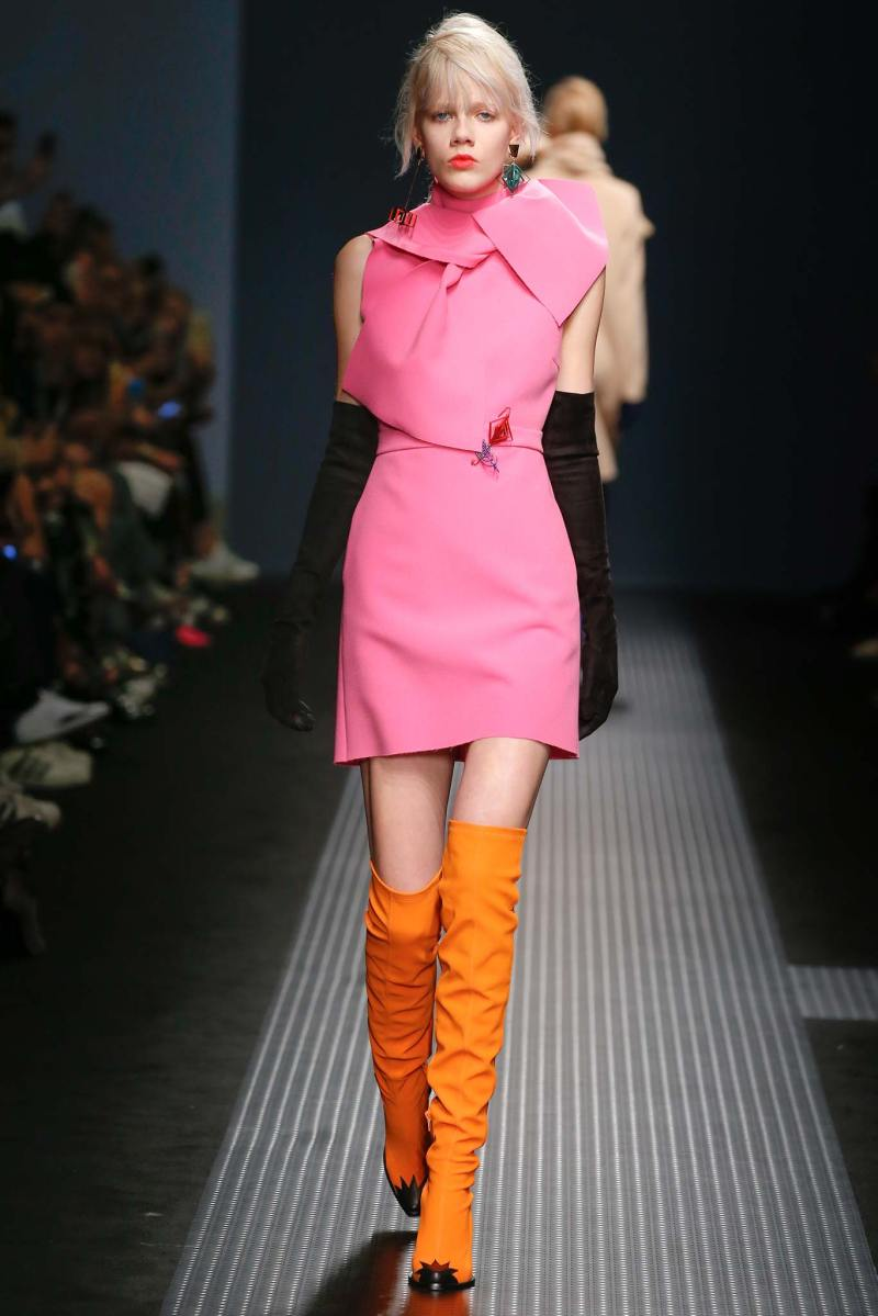 MSGM Ready to Wear FW 2015 MFW (4)