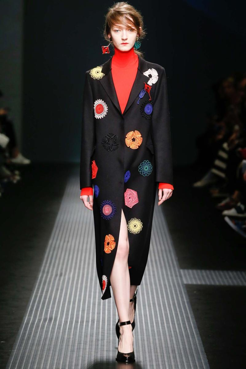MSGM Ready to Wear FW 2015 MFW (40)