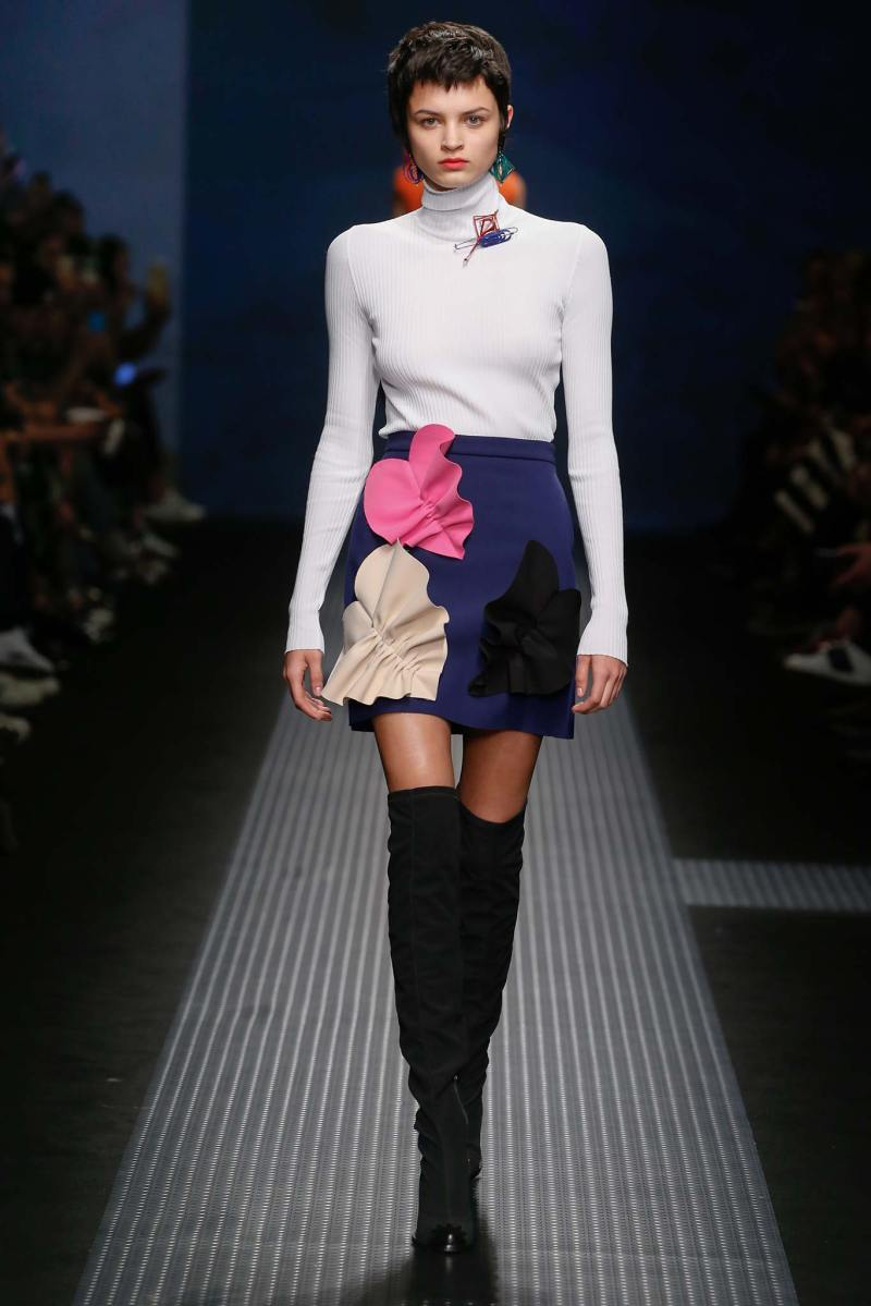MSGM Ready to Wear FW 2015 MFW (5)