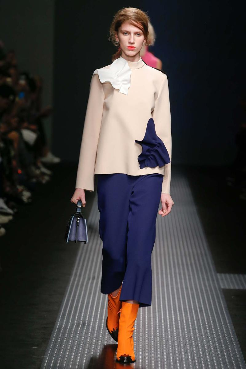 MSGM Ready to Wear FW 2015 MFW (7)