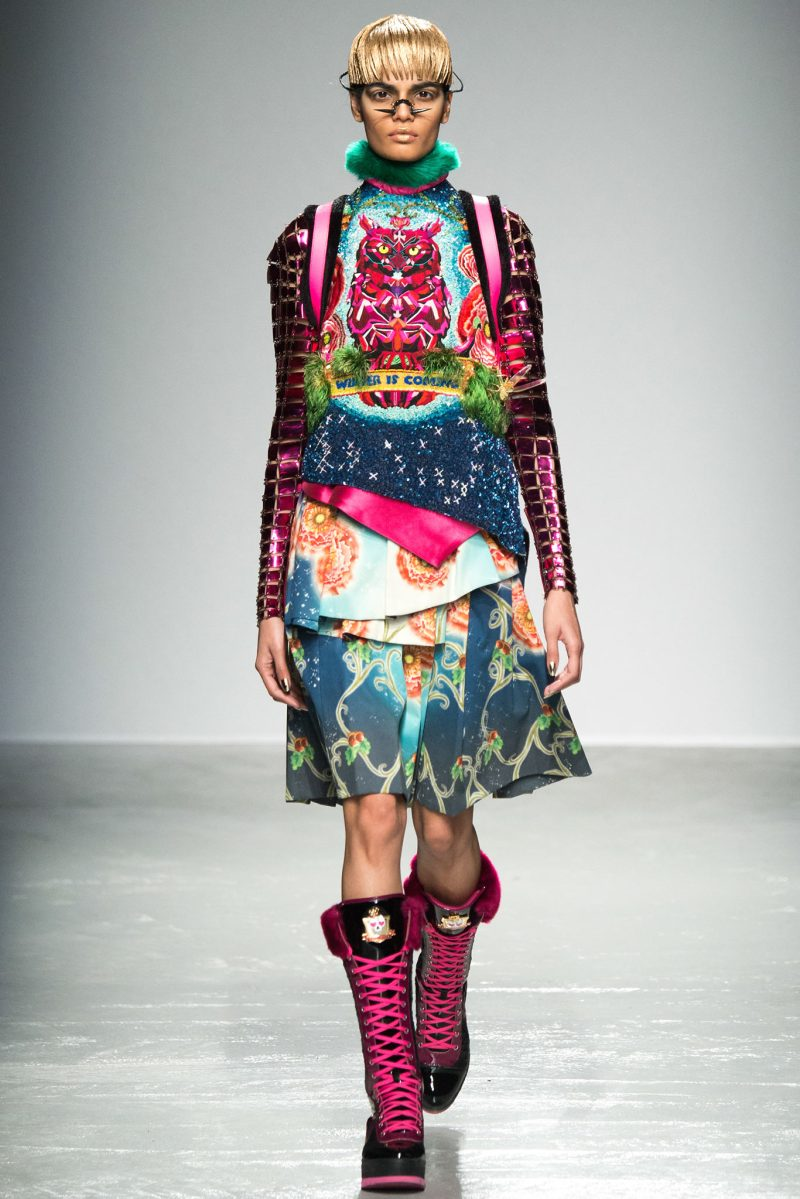 Manish Arora Ready to Wear FW 2015 PFW (1)