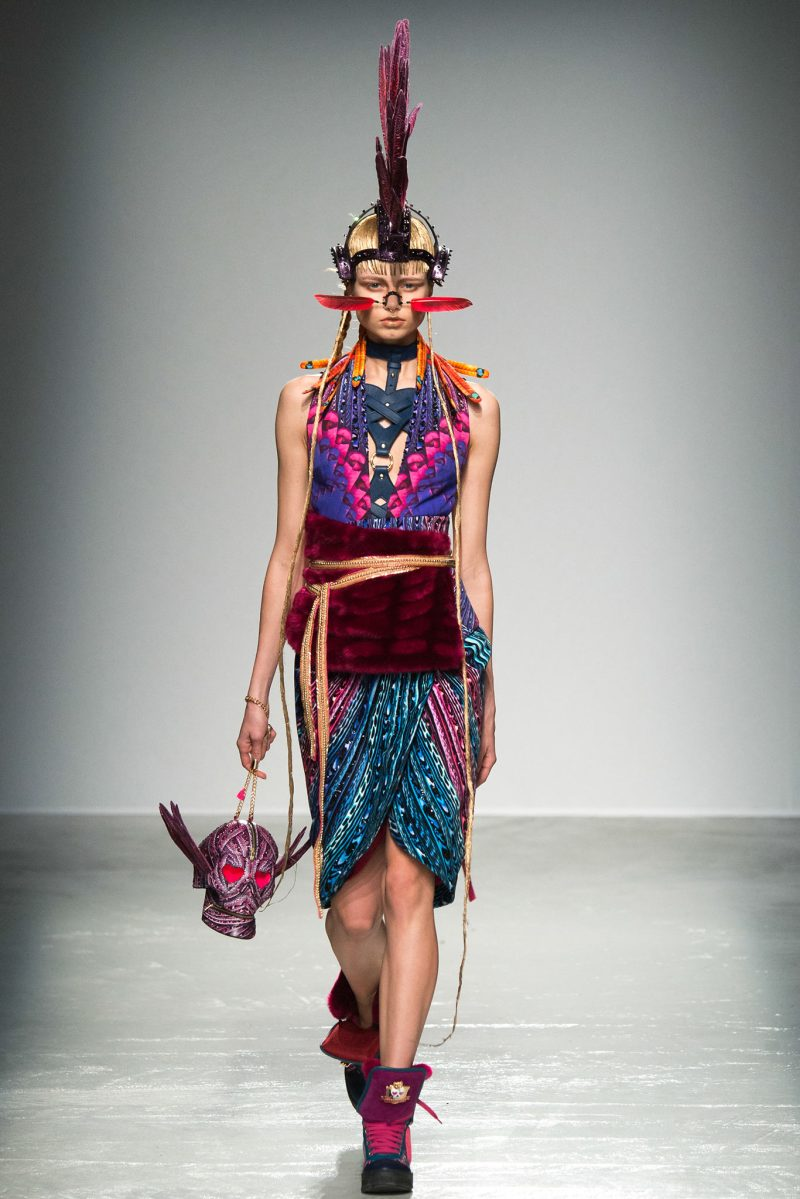 Manish Arora Ready to Wear FW 2015 PFW (11)