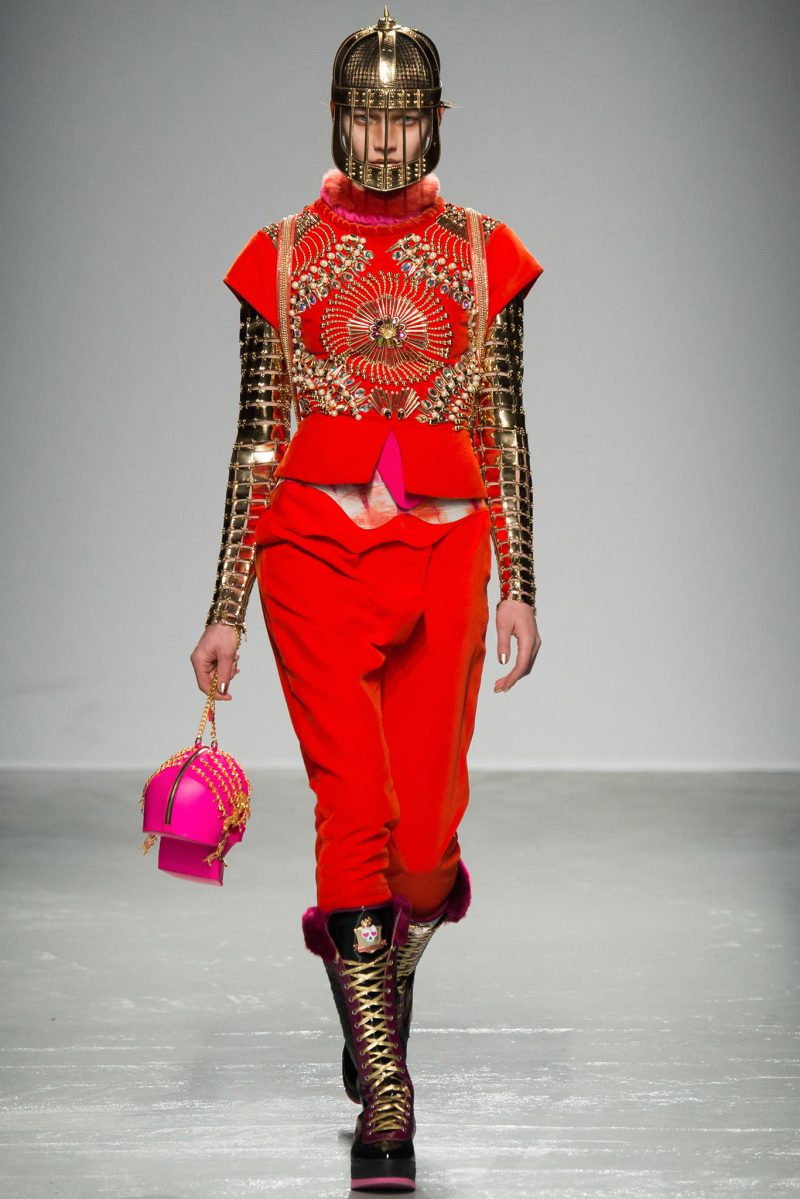 Manish Arora Ready to Wear FW 2015 PFW (15)