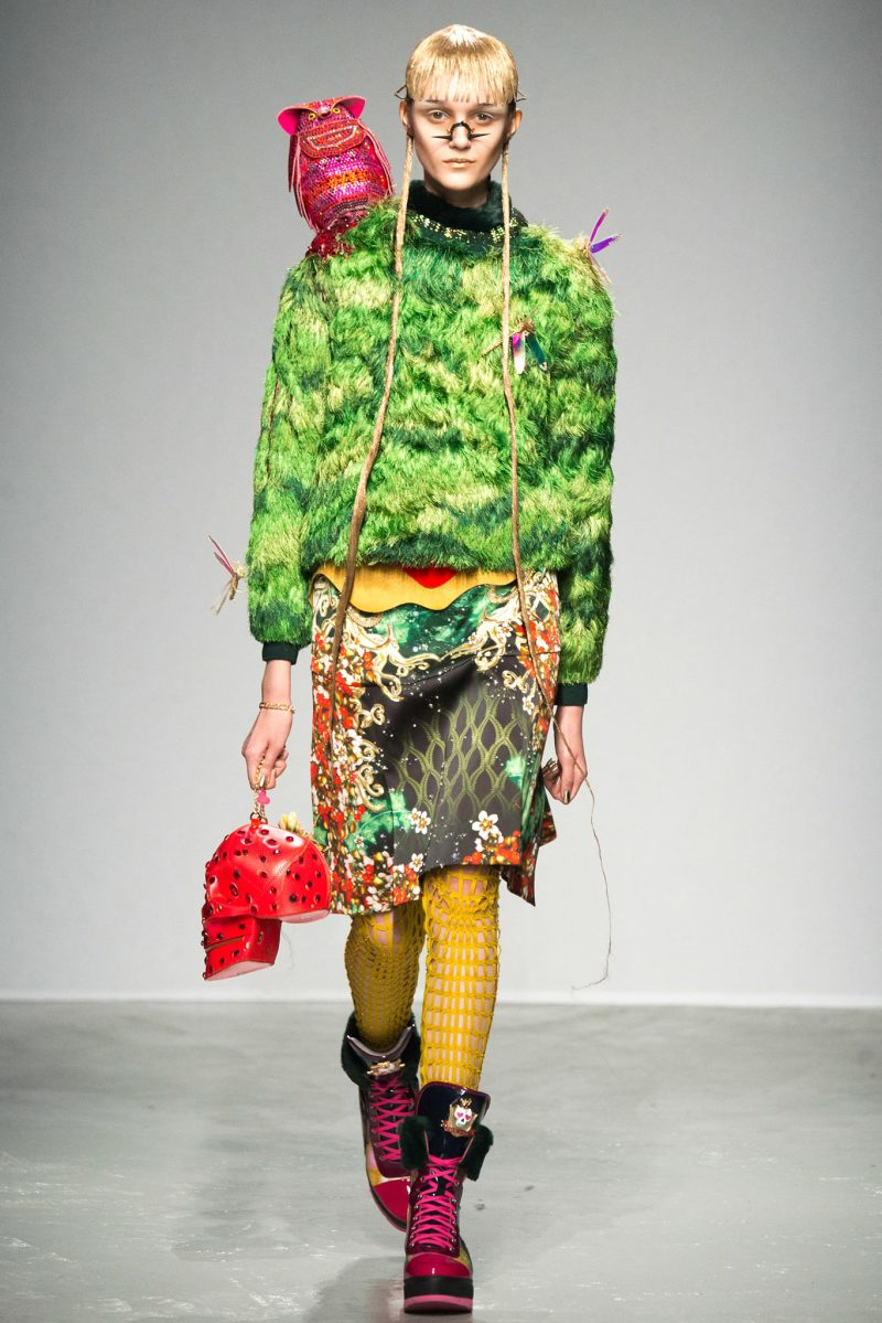 Manish Arora Ready to Wear FW 2015 PFW (3)