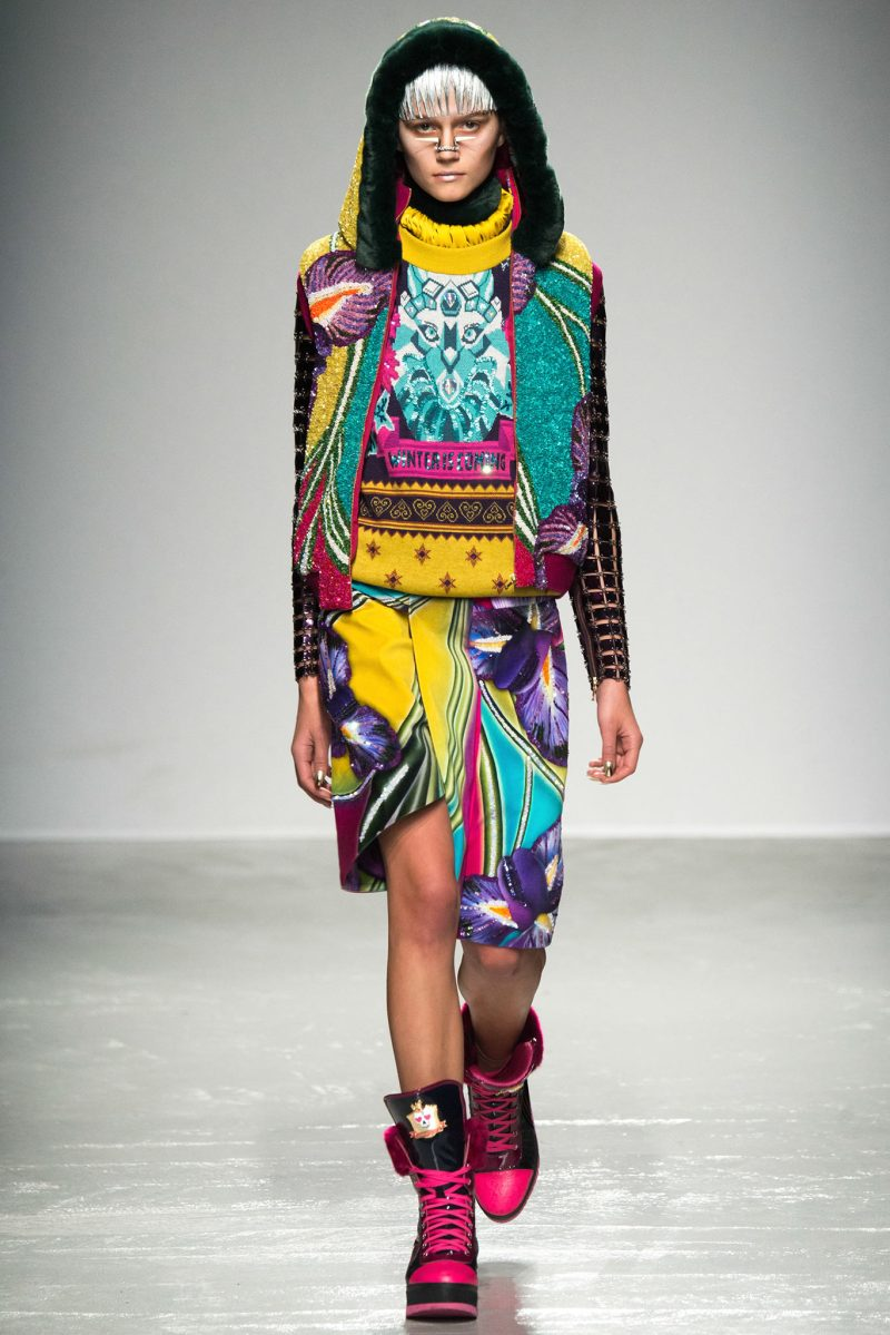 Manish Arora Ready to Wear FW 2015 PFW (31)