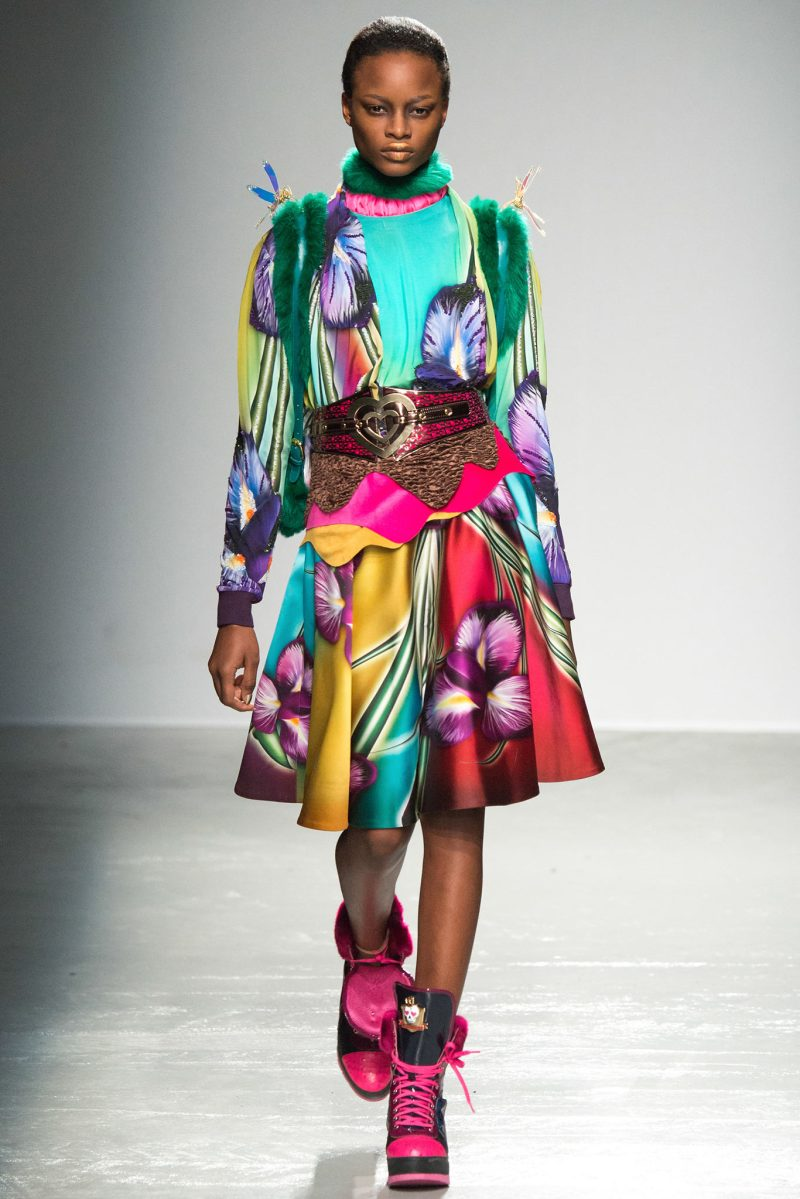 Manish Arora Ready to Wear FW 2015 PFW (33)