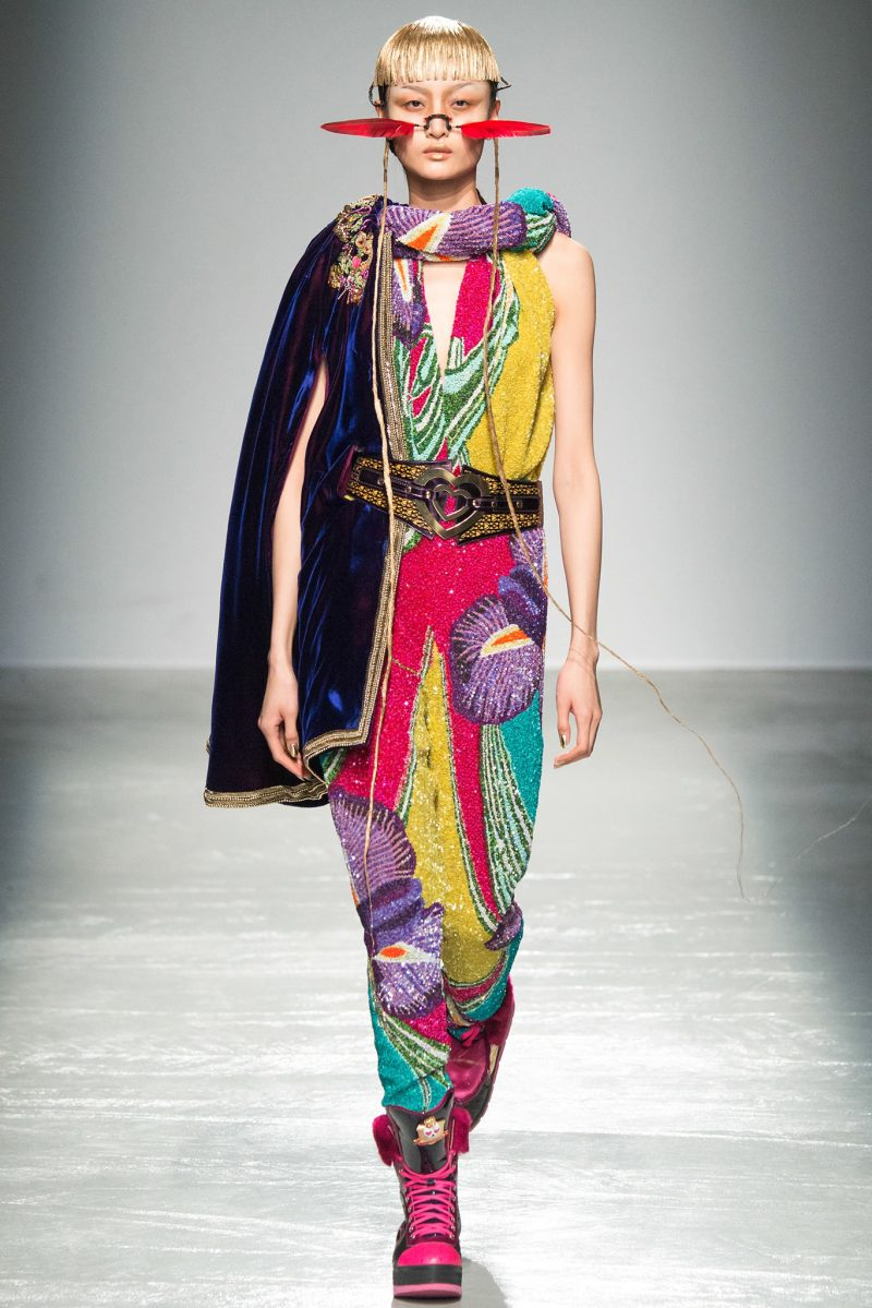 Manish Arora Ready to Wear FW 2015 PFW (34)