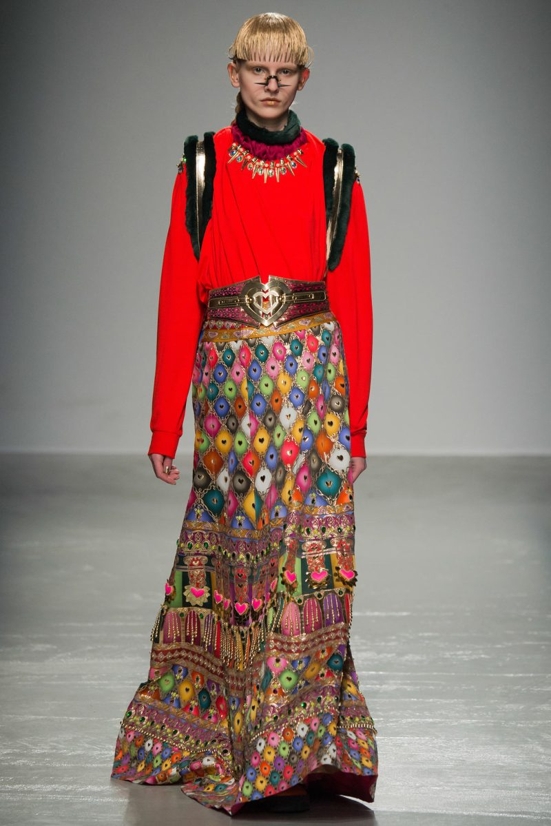 Manish Arora Ready to Wear FW 2015 PFW (38)