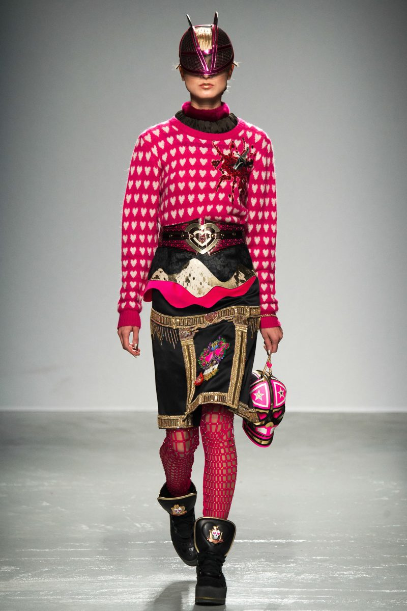 Manish Arora Ready to Wear FW 2015 PFW (40)