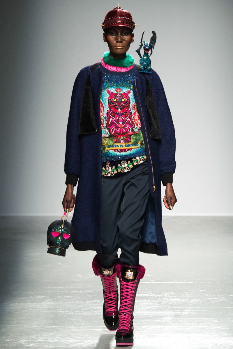 Manish Arora Ready to Wear FW 2015 PFW (7)