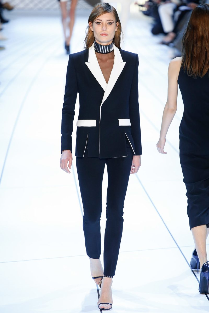 Mugler Ready to Wear FW 2015 PFW (21)