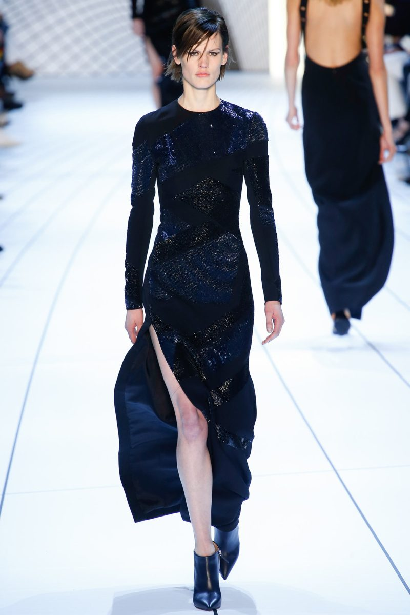 Mugler Ready to Wear FW 2015 PFW (31)