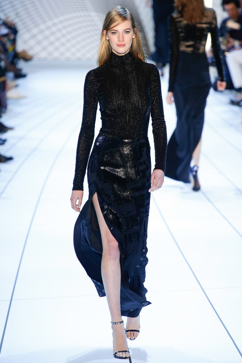 Mugler Ready to Wear FW 2015 PFW (32)