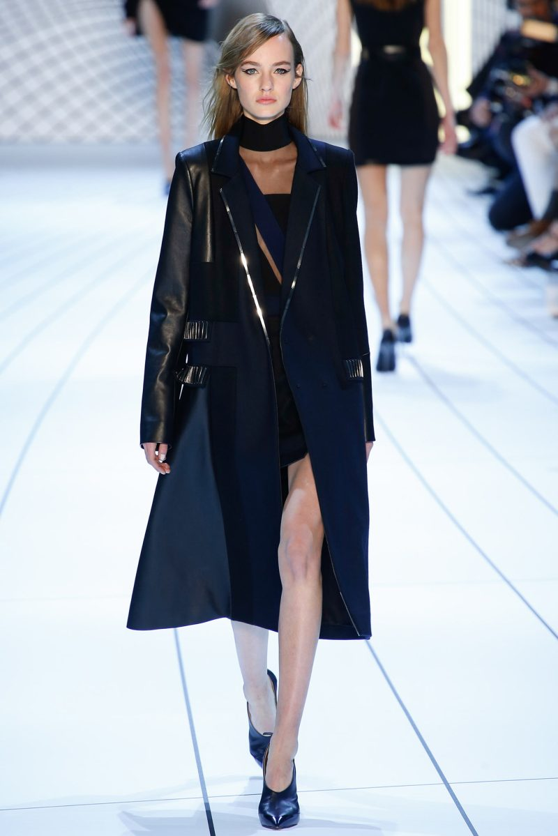 Mugler Ready to Wear FW 2015 PFW (4)
