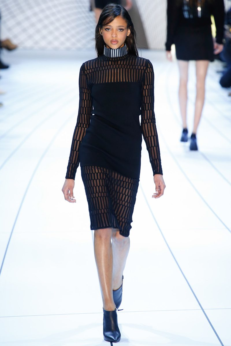 Mugler Ready to Wear FW 2015 PFW (7)