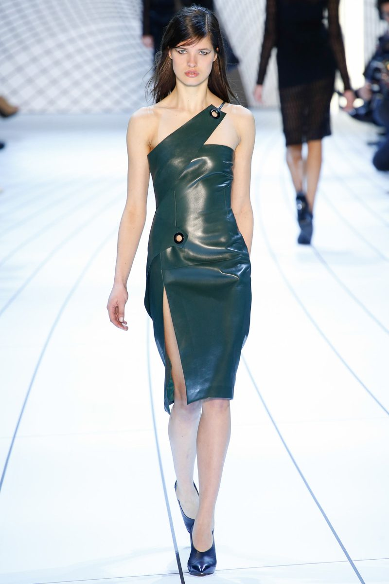 Mugler Ready to Wear FW 2015 PFW (9)