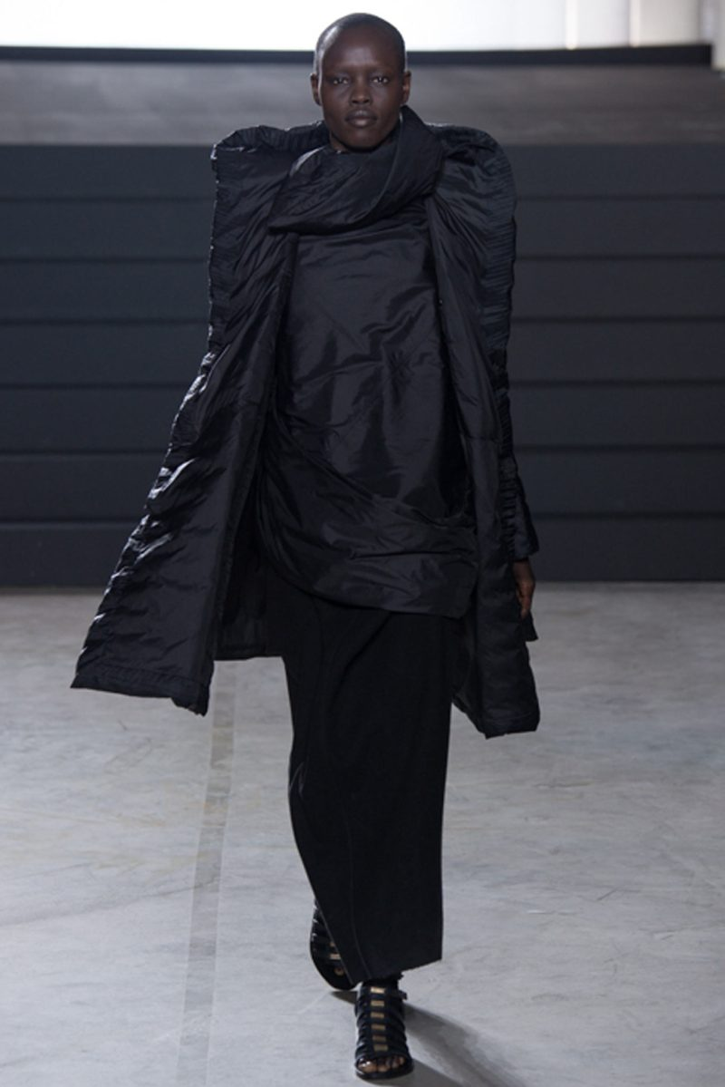 Rick Owens Ready to Wear FW 2015 PFW (15)