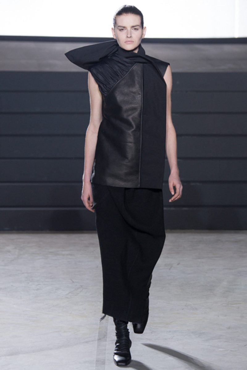 Rick Owens Ready to Wear FW 2015 PFW (20)