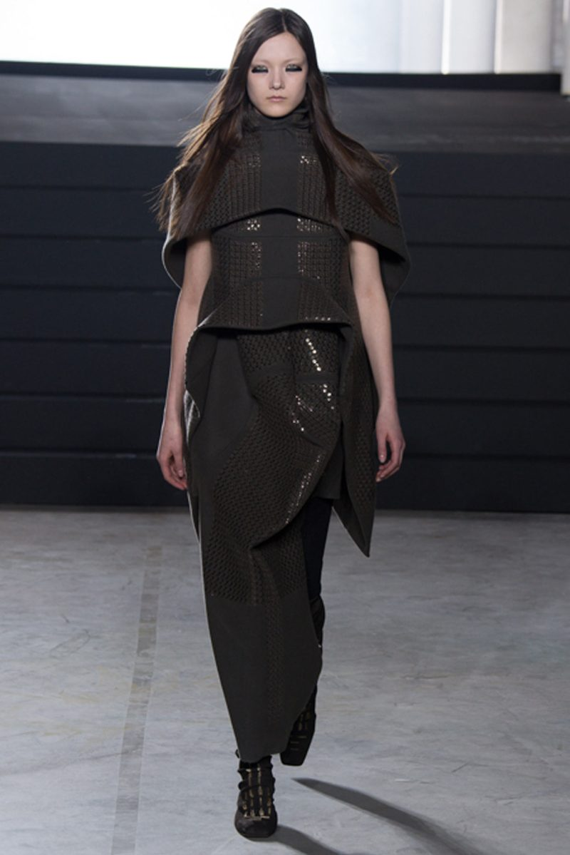 Rick Owens Ready to Wear FW 2015 PFW (33)