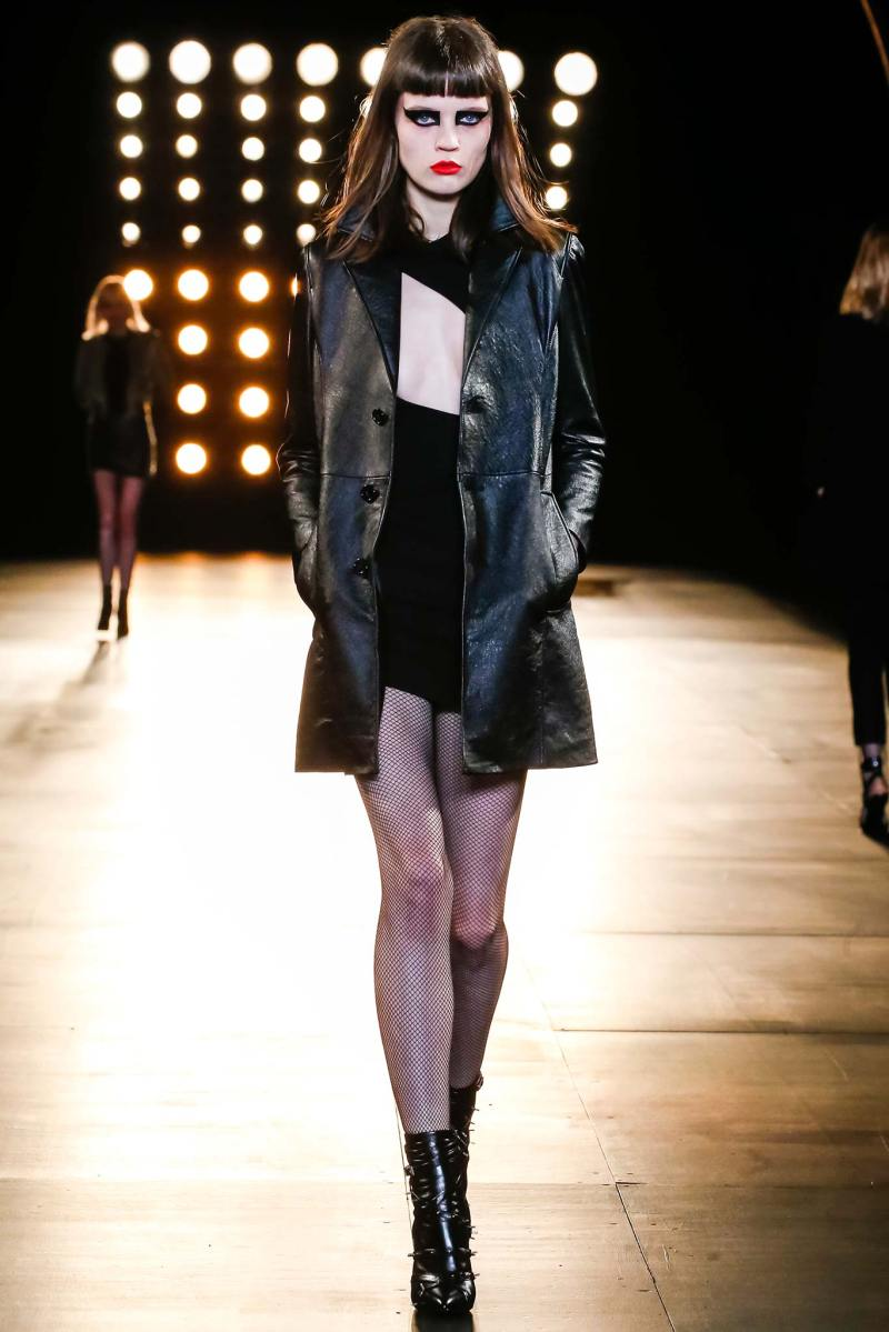 Saint Laurent Ready to Wear FW 2015 PFW (16)