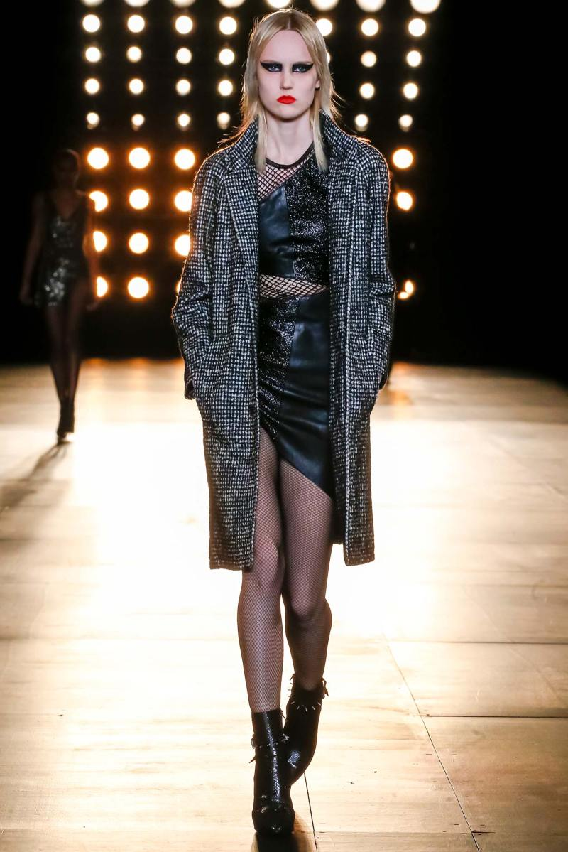 Saint Laurent Ready to Wear FW 2015 PFW (18)