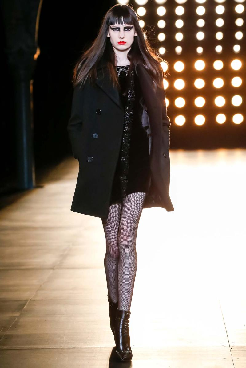 Saint Laurent Ready to Wear FW 2015 PFW (25)