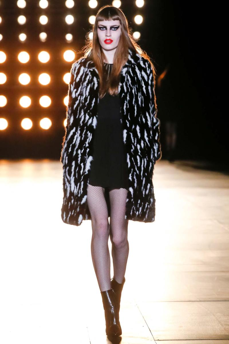 Saint Laurent Ready to Wear FW 2015 PFW (27)