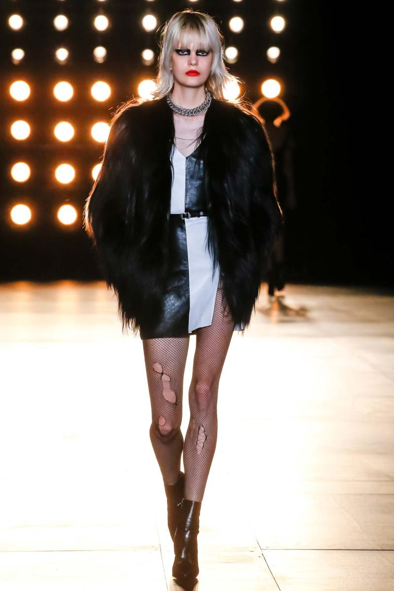 Saint Laurent Ready to Wear FW 2015 PFW (32)