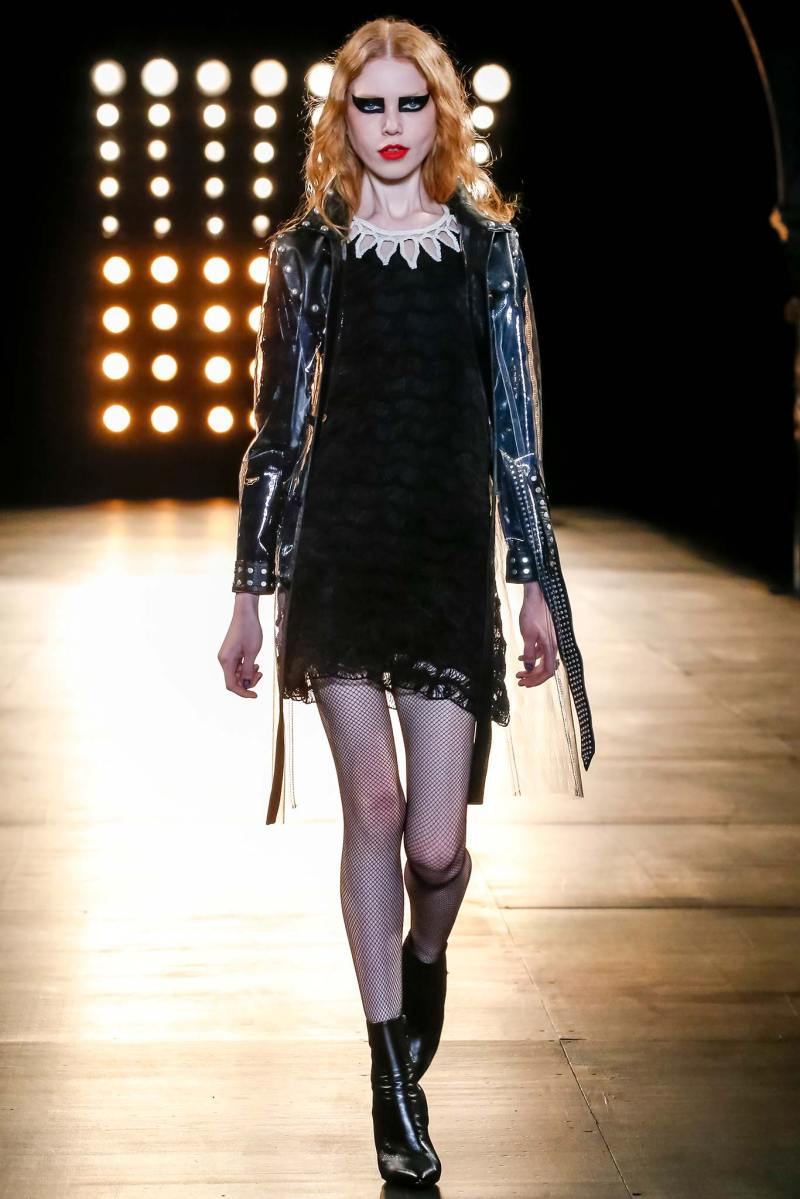 Saint Laurent Ready to Wear FW 2015 PFW (44)
