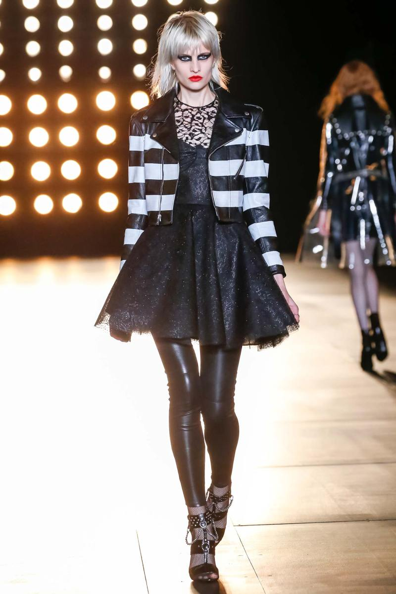 Saint Laurent Ready to Wear FW 2015 PFW (45)