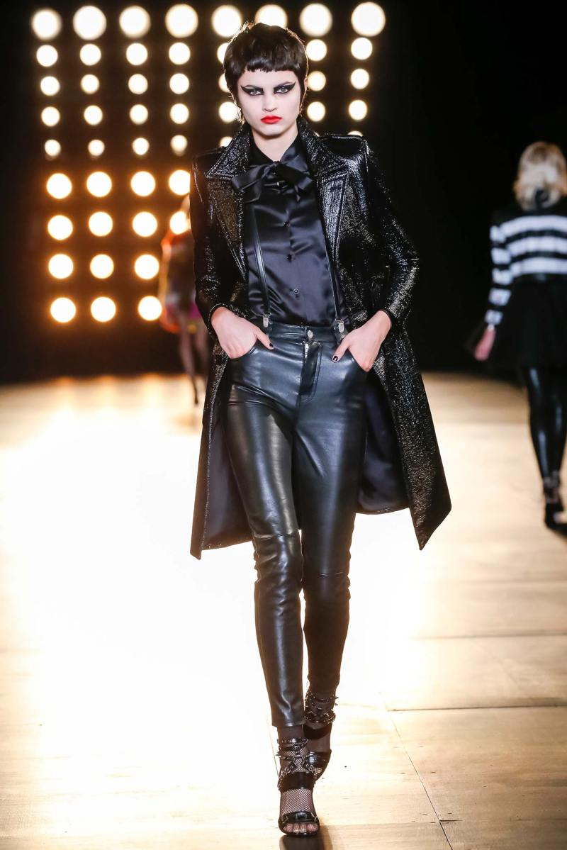 Saint Laurent Ready to Wear FW 2015 PFW (46)
