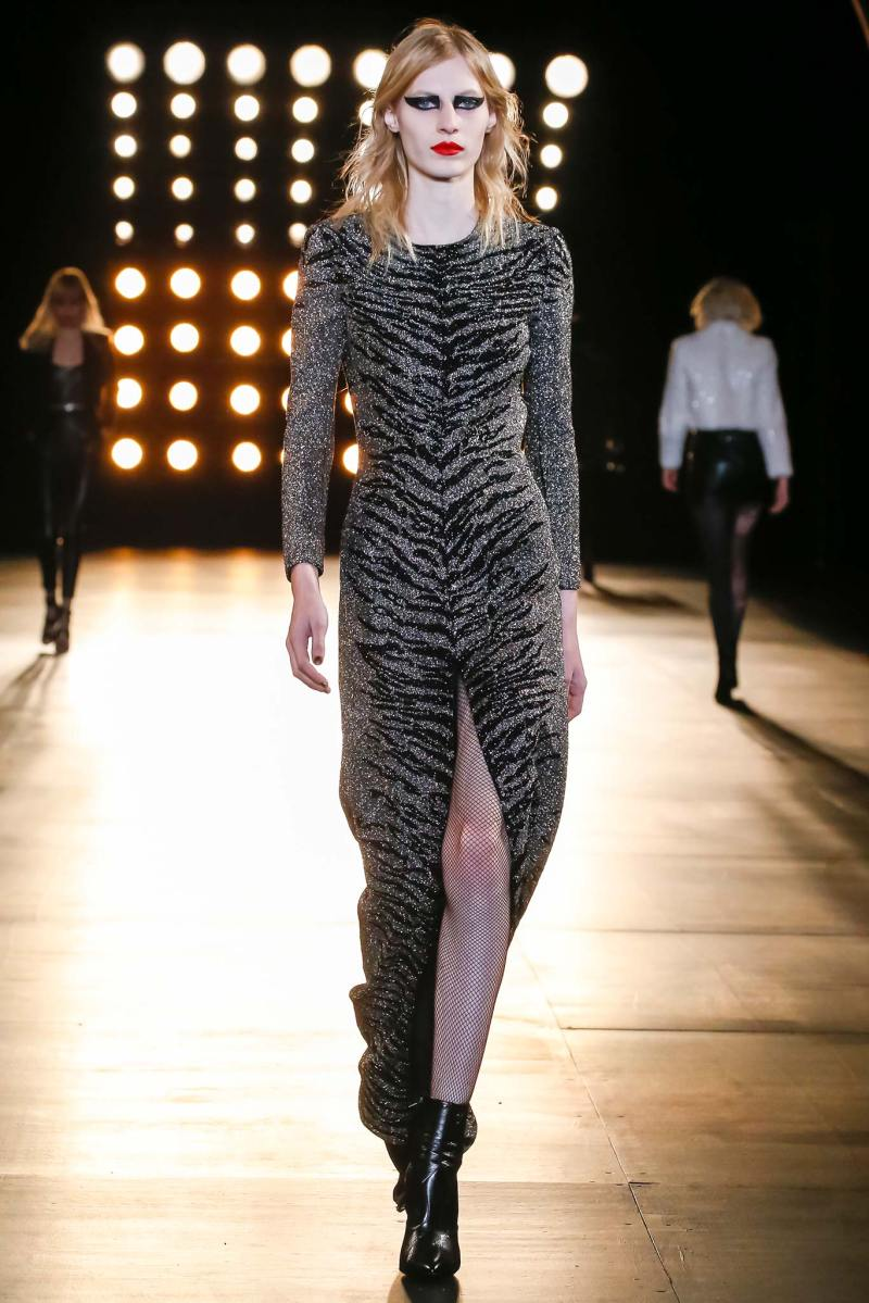 Saint Laurent Ready to Wear FW 2015 PFW (8)