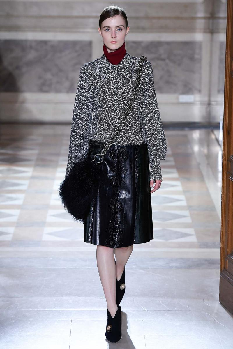Sharon Wauchob Ready to Wear FW 2015 PFW (13)
