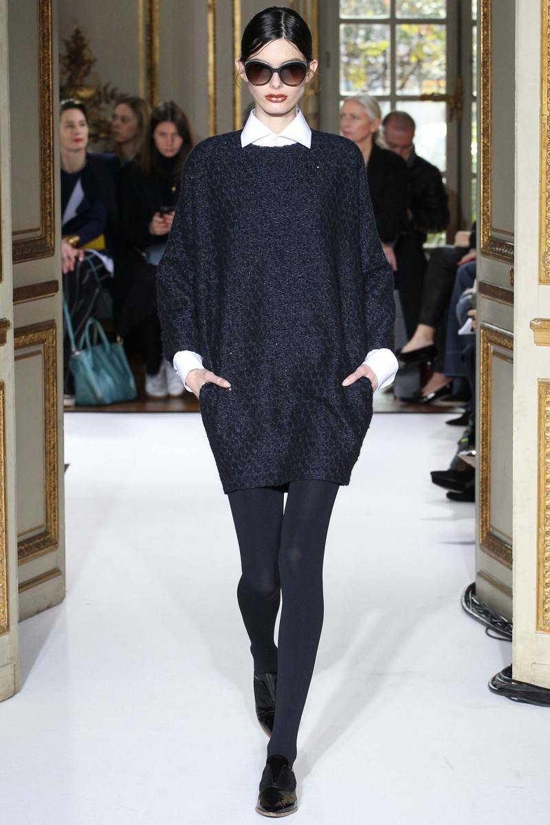 Talbot Runhof Ready to Wear FW 2015 PFW (2)