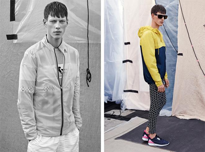 Adidas Orginals SS Lookbook 2015